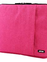 Недорогие -Рукава для Сплошной цвет Полиэстер MacBook Air, 13 дюймов MacBook Pro, 13 дюймов