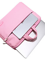 cheap -Sleeves for Solid Color PU Leather Metal MacBook Air 13-inch Macbook Pro 13-inch