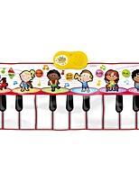 Недорогие -Электронная клавиатура Игрушечные музыкальные инструменты Пианино Музыка 1pcs