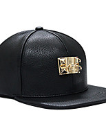 cheap -Unisex Work Casual PU Sun Hat Baseball Cap - Solid Colored