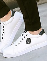 cheap -Men's Shoes PU Summer Comfort Sneakers for Casual White Black Green