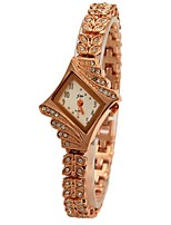 cheap -JUBAOLI Women's Quartz Casual Watch Chinese Casual Watch Alloy Band Cool Gold
