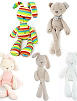 cheap -50cm Metoo Doll Plush Sweet Cute Rabbit Stuffed Animal Plush Toy Comfy Animals Lovely Baby Gift 1pcs
