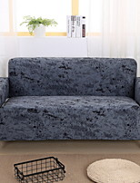 cheap -Contemporary 100% Polyester Jacquard Loveseat Cover, Simple Damask Printed Slipcovers