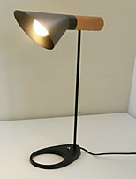 cheap -Traditional/Classic Decorative Table Lamp For Metal 220-240V White Black