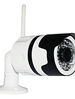 cheap -Ithink 1.0 MP Outdoor with Day Night 64(Motion Detection Dual Stream Remote Access Waterproof IR-cut) IP Camera