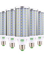 cheap -YWXLIGHT® 6pcs 60W 5500-6000 lm E26/E27 LED Corn Lights T 160 leds SMD 5730 Decorative Warm White Cold White Natural White AC 85-265V
