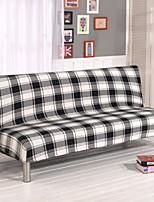 baratos -Moderna 100% Jacquard Poliéster Cobertura de Cadeira de Casal, Simples Listrado Estampa Pigmentada Capas de Sofa