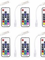 cheap -6pcs Strip Light Accessory RGB Controller Plastic