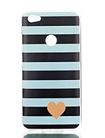 cheap -Case For Xiaomi Redmi Note 5A Redmi Note 4X Pattern Back Cover Heart Soft TPU for Xiaomi Redmi Note 5A Xiaomi Redmi Note 4X Xiaomi Redmi