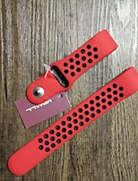 preiswerte -Uhrenarmband für Fitbit Charge 2 Fitbit Sport Band Silikon Handschlaufe