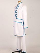 abordables -Inspiré par JoJo Bizarre Adventure Cosplay Manga Costumes de Cosplay Costumes Cosplay Autre Manches Longues Manteau Haut Pantalon Plus