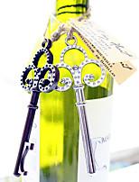 Недорогие -Не персонализированные Литой под давлением цинковый сплав Открывалки для бутылок Спортивные товары Пляж Цветы и растения Сад Животные