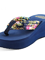 cheap -Ordinary Slippers Women's Slippers Polyester EVA solid color