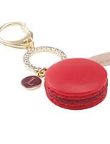 abordables -Romance Mode Porte-clée pour Invitée Résine Strass alliage de zinc Porte-clés - 1