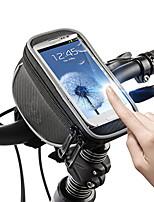 Недорогие -ROSWHEEL Велосумка/бардачок 1.5L Бардачок на раму Сотовый телефон сумка Дожденепроницаемый Простота установки Со светоотражающими