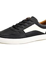 abordables -Homme Chaussures Polyuréthane Printemps Automne Confort Basket pour Décontracté Noir Gris Marron