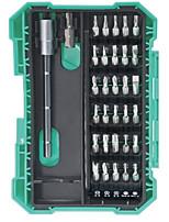 preiswerte -Handy Reparaturwerkzeugsatz Magnetisiert Schraubendreherverlängerungen Schraubenzieher SIM-Kartenauswerfernadel Ersatzwerkzeuge Handy