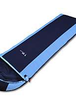 cheap -Sleeping Bag Flat Shape Envelope / Rectangular Bag -5°C Windproof Rain-Proof Waterproof Zipper Winter Single