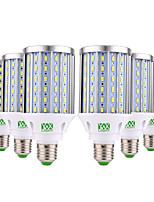 cheap -YWXLIGHT® 6pcs 35W 3500 lm E26/E27 LED Corn Lights 108 leds SMD 5730 Decorative Warm White Cold White Natural White AC 85-265V