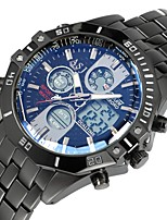 cheap -ASJ Men's Digital Digital Watch Sport Watch Japanese Alarm Calendar / date / day Chronograph Water Resistant / Water Proof Noctilucent