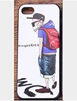 abordables -Funda Para Apple iPhone X iPhone 7 Plus Diseños En Relieve Funda Trasera Caricatura Suave TPU para iPhone X iPhone 8 Plus iPhone 8 iPhone