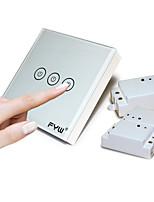 Недорогие -выключатель света переключатель интеллектуальный переключатель проводка бесплатный простой в использовании для любого радиоуправления дистанционный