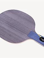 economico -DHS® Hurricane HAO-CS Ping-pong Racchette Indossabile Duraturo di legno Fibra di carbonio 1