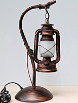 cheap -Rustic/Lodge Decorative Table Lamp For Metal 220-240V