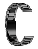 cheap -Watch Band for Gear Sport Samsung Galaxy Sport Band Stainless Steel Wrist Strap