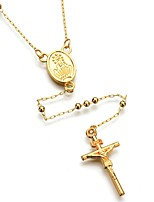 cheap -Men's Women's Y-Necklace - Fashion Cross Necklace For Daily