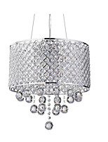 cheap -CXYlight Chic & Modern Modern / Contemporary Chandelier Downlight - Crystal, 110-120V 220-240V Bulb Not Included