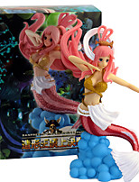cheap -Anime Action Figures Inspired by One Piece Other PVC 17 CM Model Toys Doll Toy
