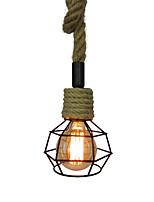 baratos -OYLYW Mini Luzes Pingente Luz Ambiente Acabamentos Pintados Metal Estilo Mini 110-120V / 220-240V