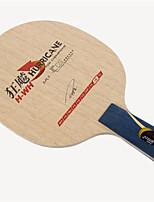 abordables -DHS® Hurricane H-WH CS Ping Pang/Tennis de table Raquettes Vestimentaire Durable En bois Fibre de carbone EGS 5-PLY 1