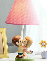 cheap -Modern/Contemporary Decorative Table Lamp For Resin 220-240V Blushing Pink