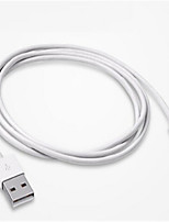 cheap -Lightning USB Cable Adapter Quick Charge High Speed Cable For iPhone 100 cm TPE