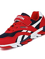 cheap -Boys' Shoes Rubber Spring Comfort Athletic Shoes for Outdoor Dark Blue Gray Red Royal Blue