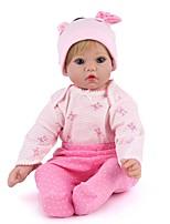 Недорогие -Куклы реборн Принцесса Дети Новорожденный как живой Милый стиль Все Подарок