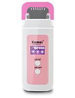 Недорогие -Kemei Эпилятор for Муж. и жен. 110-240V Мини Легкий и удобный Многофункциональный