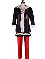abordables -Inspiré par Série Persona Cosplay Manga Costumes de Cosplay Costumes Cosplay Autre Manches Longues Manteau Haut Pantalon Pour Homme Femme