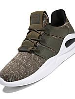 economico -Per uomo Scarpe A maglia Primavera Estate Comoda Sneakers per Casual All'aperto Nero Grigio Verde