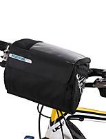 Недорогие -ROSWHEEL Велосумка/бардачок 3L Бардачок на раму Дожденепроницаемый Со светоотражающими полосками Велосумка/бардачок Кожа Нейлон Велосумка