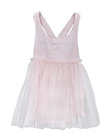 cheap -Girl's Daily Solid Dress, Cotton Spring Summer Cute Casual Blushing Pink