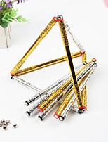 cheap -Gel Pen Pen Pen, Metal Black Ink Colors For School Supplies Office Supplies Pack of 12