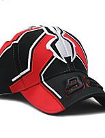cheap -Men's Work Casual Cotton Sun Hat Baseball Cap - Color Block
