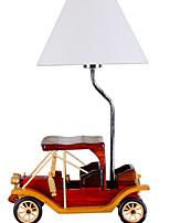 abordables -Moderne/Contemporain Décorative Lampe de Table Pour Bois/Bambou 220-240V Café