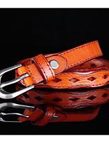cheap -Women's Vintage Alloy Waist Belt - Solid Colored