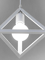 cheap -Pendant Light Downlight - Geometric Pattern, Modern / Contemporary, 220V, Warm White, Bulb Not Included