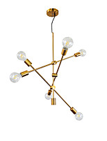 cheap -OYLYW Chandelier Ambient Light - Mini Style Adjustable, Antique Chic & Modern, 110-120V 220-240V Bulb Not Included